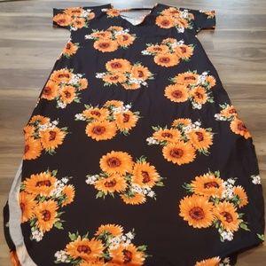 2xl maxi dress